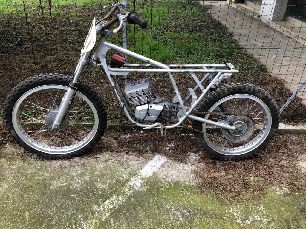 Mastercross - OFF-ROAD Bikes, FANTIC 50 TX96 50