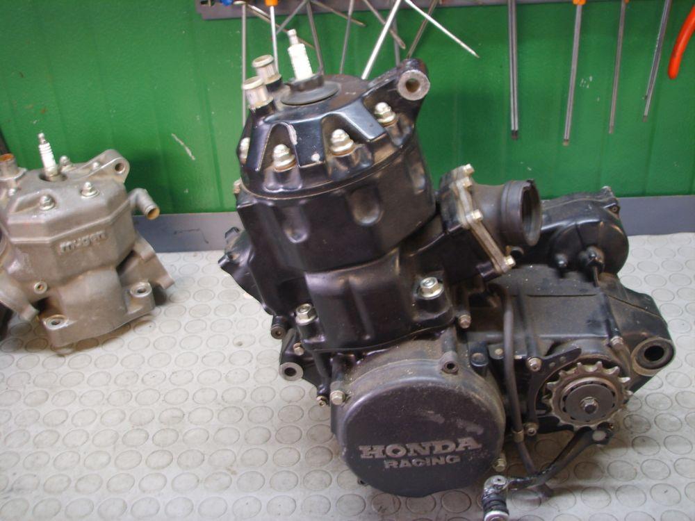 I want for Xmas: RC 500M FACTORY ENGINE HRC Ex Malherbe - Moto